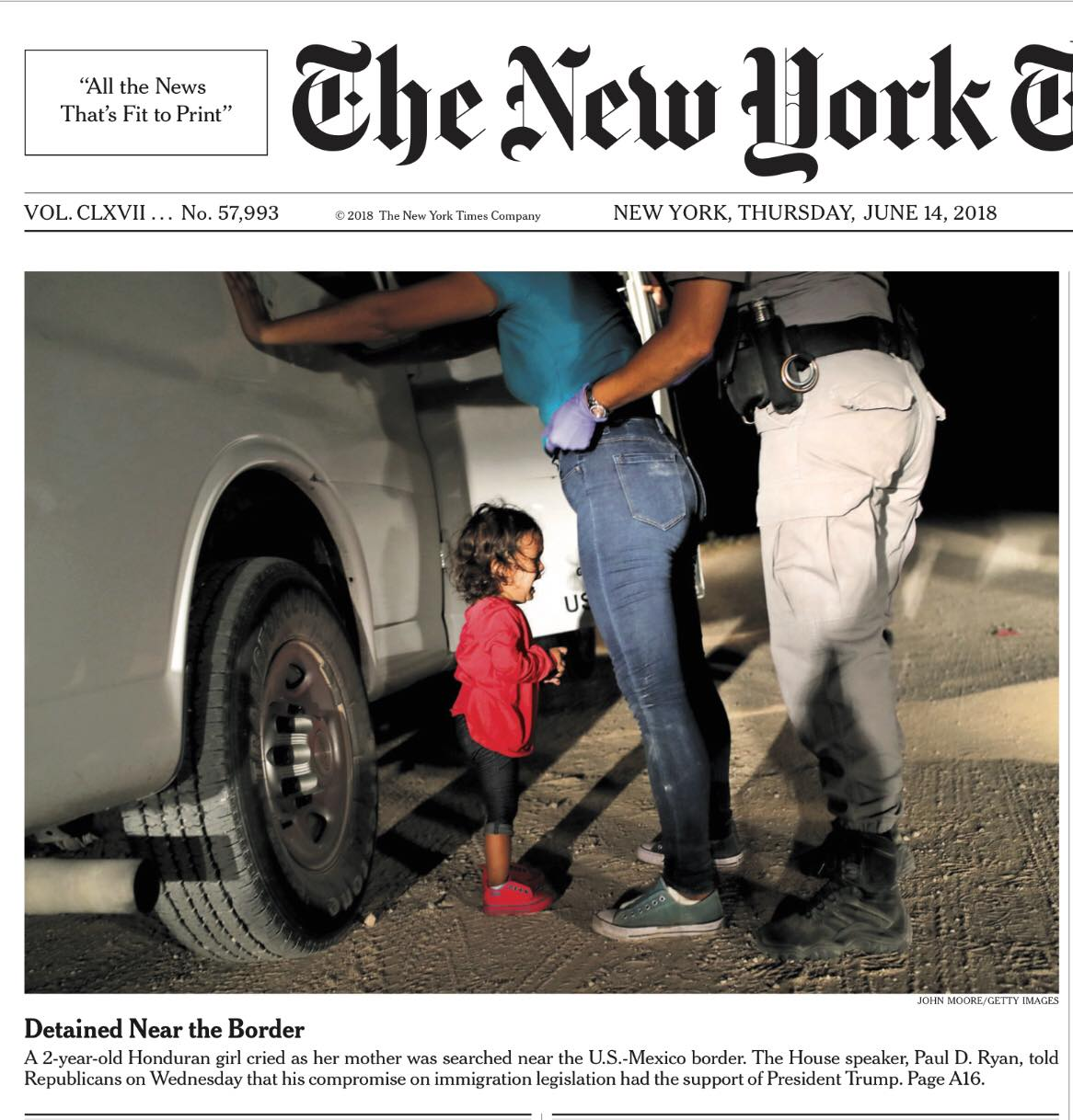 New York Times Immigration