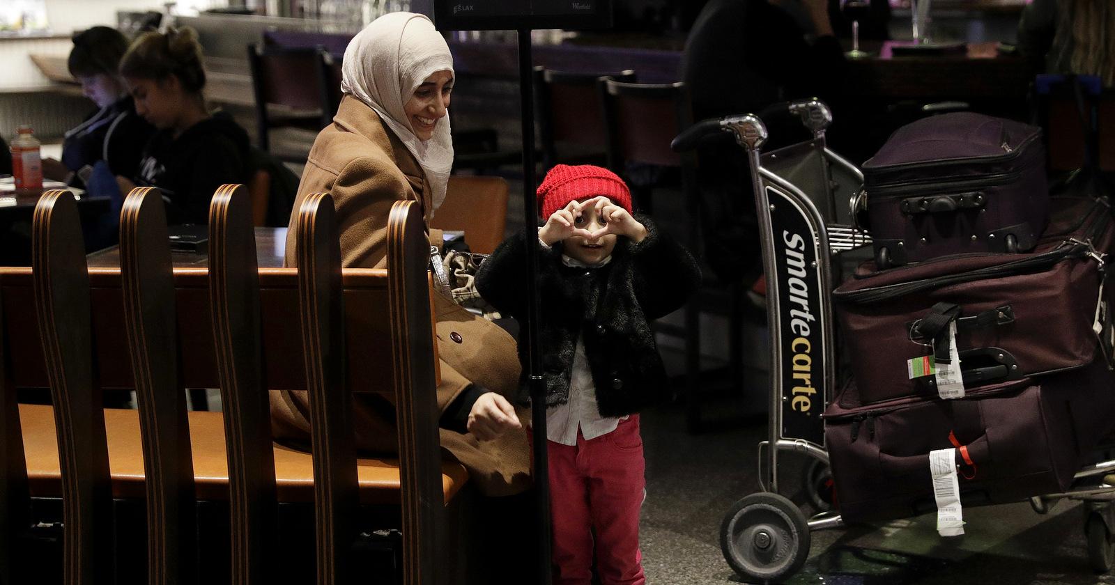 Trump's Muslim Ban Shuts Door to Those Fleeing US-Backed Destruction of Yemen