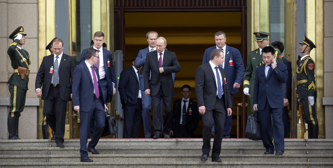 New Eurasian Cooperation Spells the End of Western Dominance
