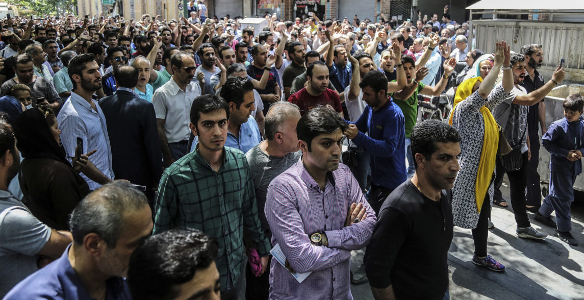 Are The United State and Saudi Arabia Stoking Ethnic Protests in Iran?