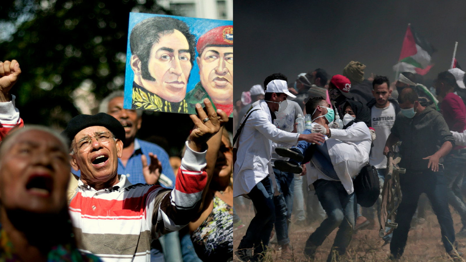 OAS Panel Dutifully Ignores Zionist Abuses, Pushes Venezuela Regime Change