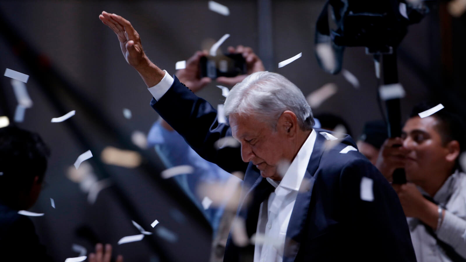 Obrador Is on a Mission to Restore Mexico's Sovereignty