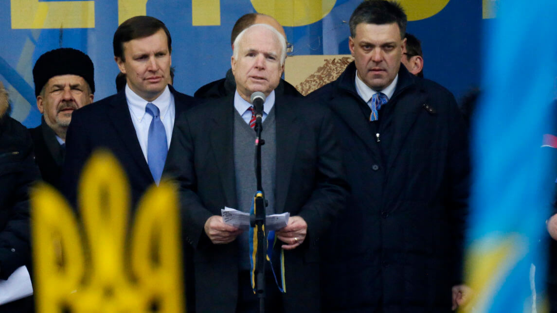 US Turns to Ukraine for Next Russia Proxy War Gambit