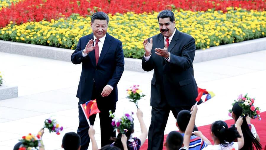 Maduro's Beijing Visit Spooks a US Plotting Venezuela's Isolation