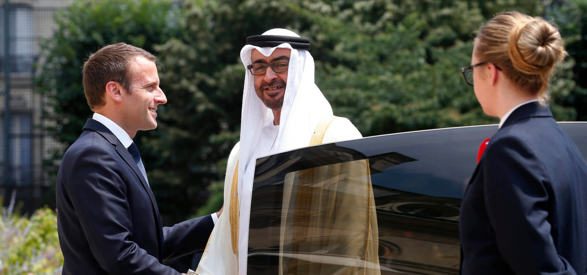 France UAE Arms Deal
