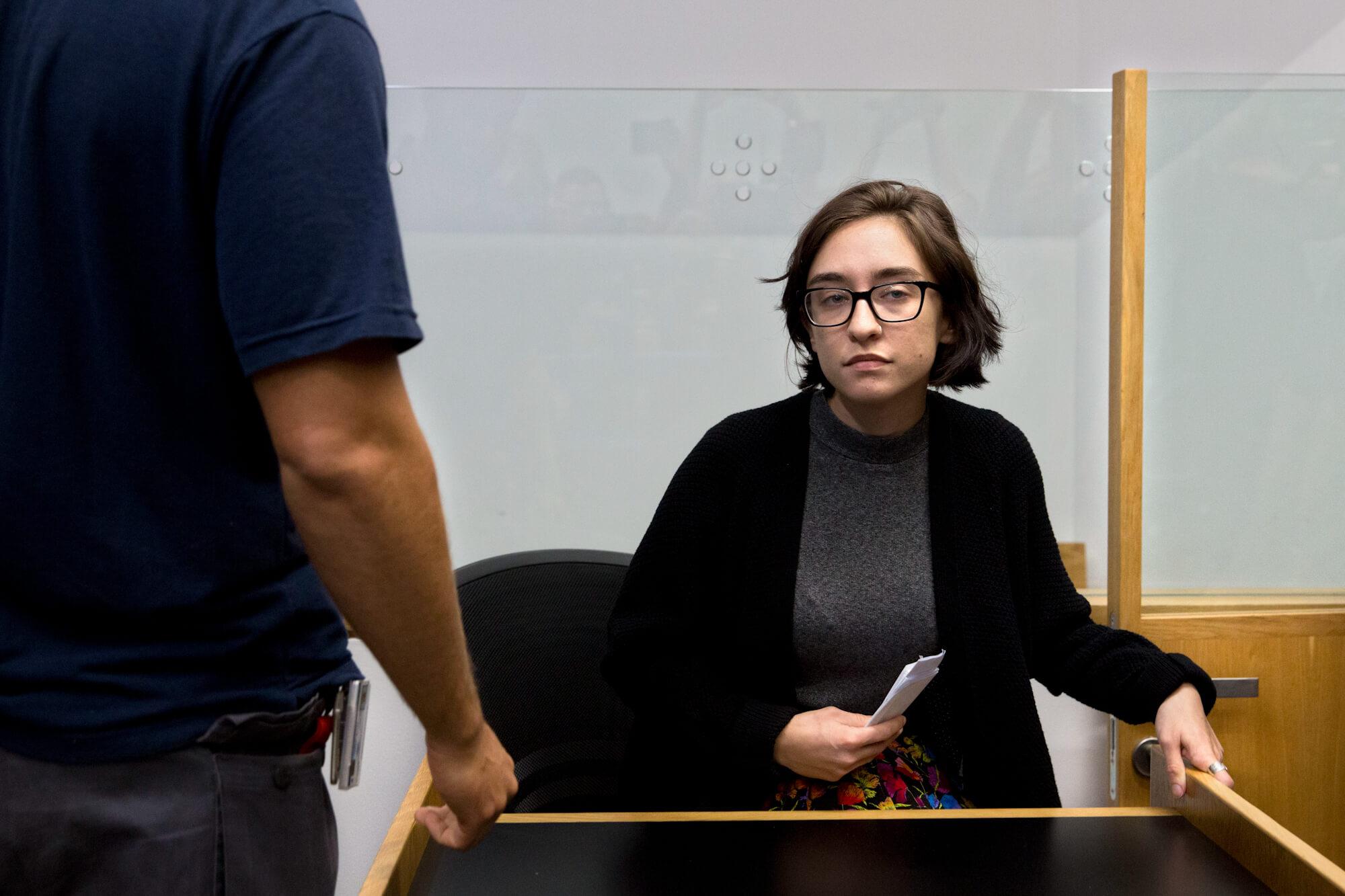 Lara Alqasem Israel