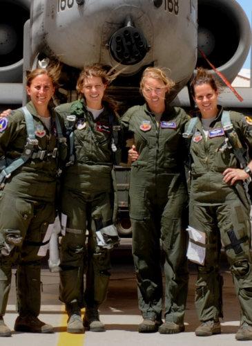 Female Air Force Pilots