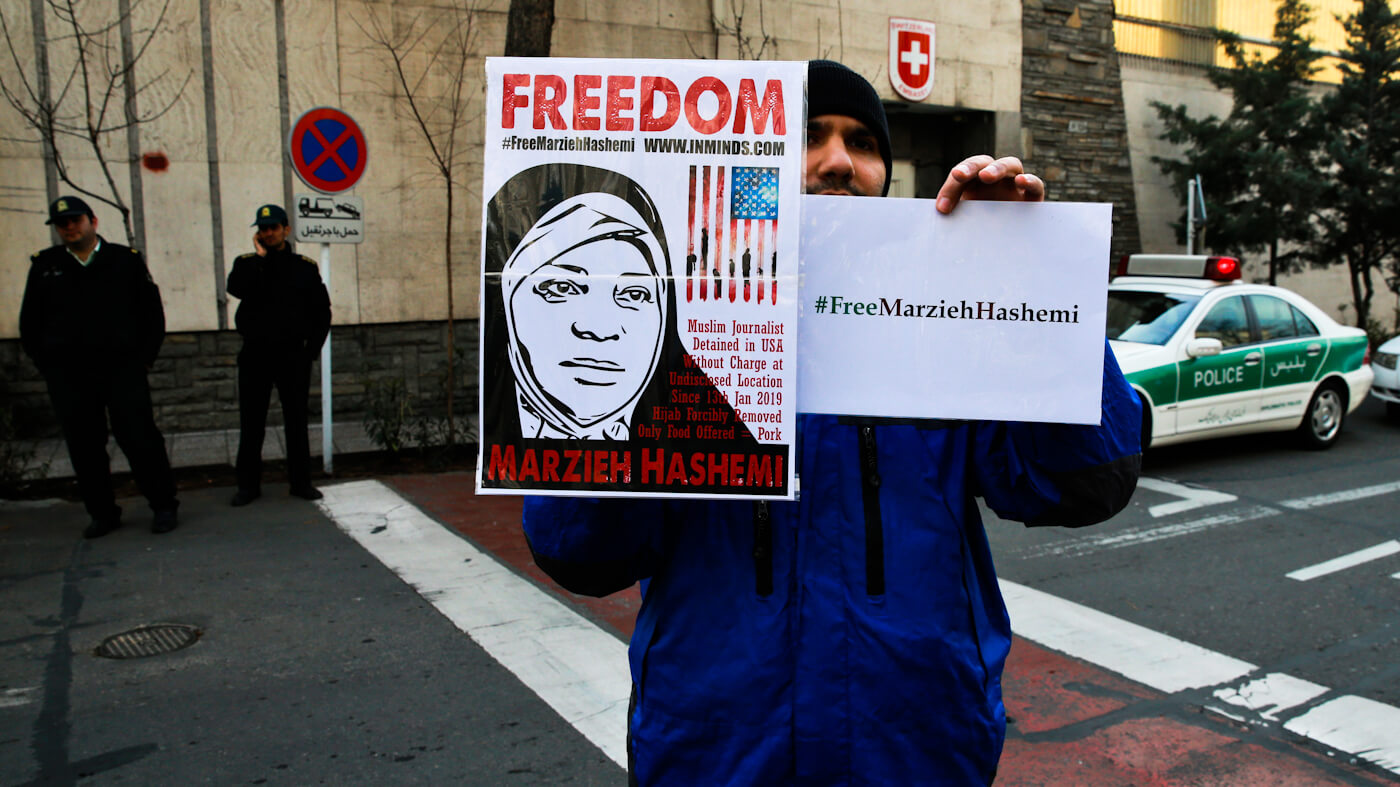 The Brazen Detention of Marzieh Hashemi, America's Newest Political Prisoner