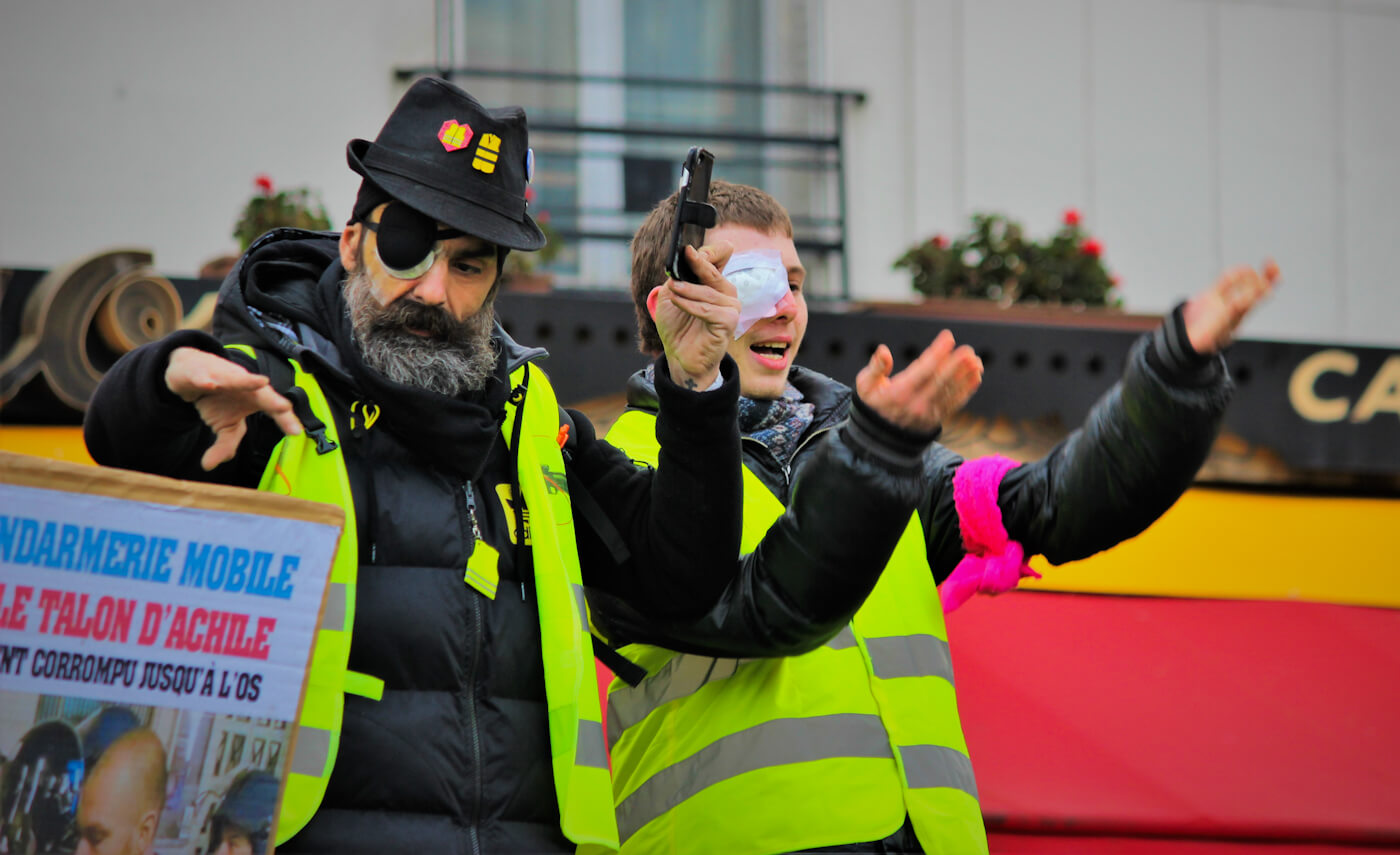 Jerome Rodrigues | Yellow Vest