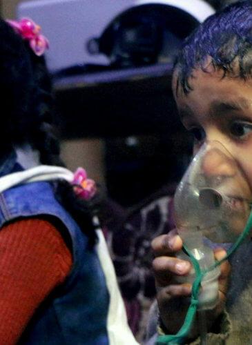 Syria | Douma | Chemical Attack