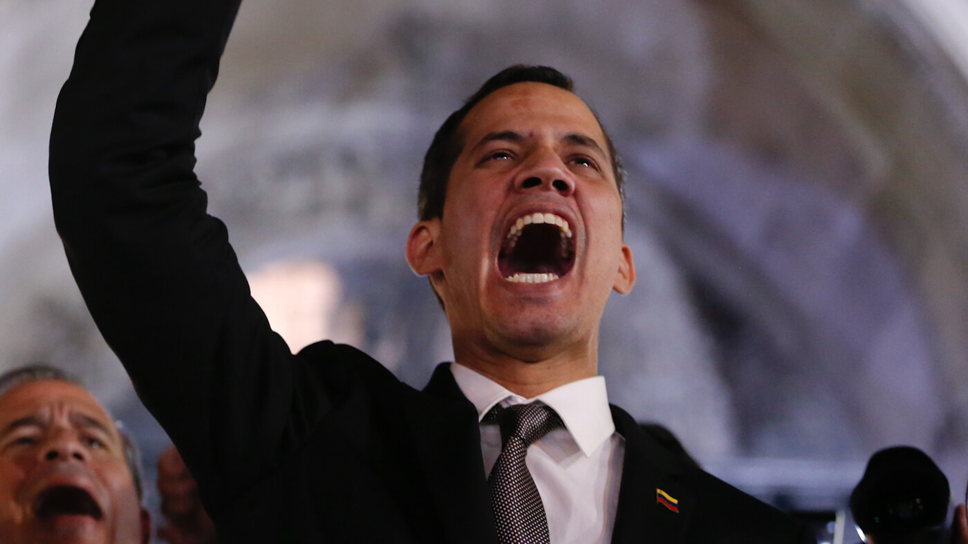 Guaido Set to Enact Uprising Rooted in US Regime-Change Operations Manual