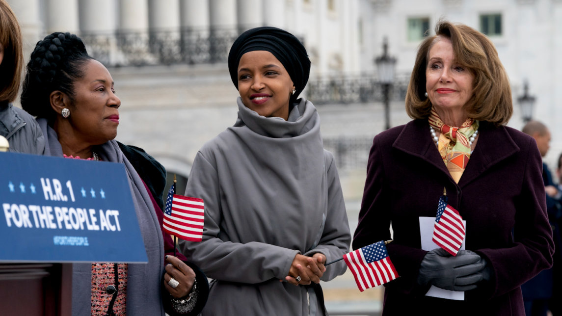 Sparked by Ilhan Omar's 'Valid Criticism' of Israel, House Passes 'Anti-Hate' Resolution