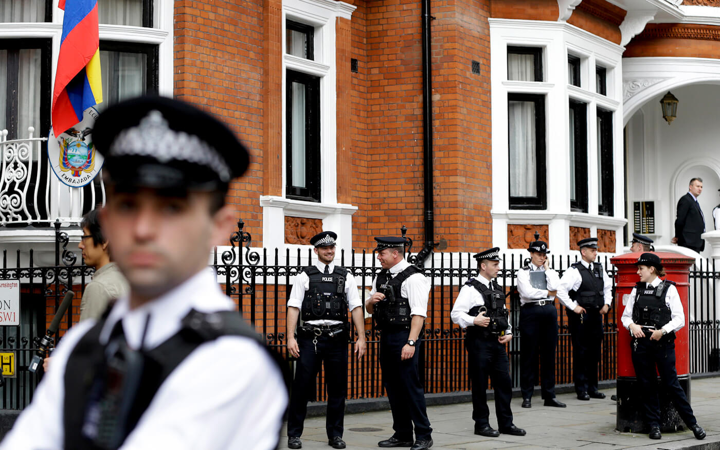 Britain | WikiLeaks | Julian Assange