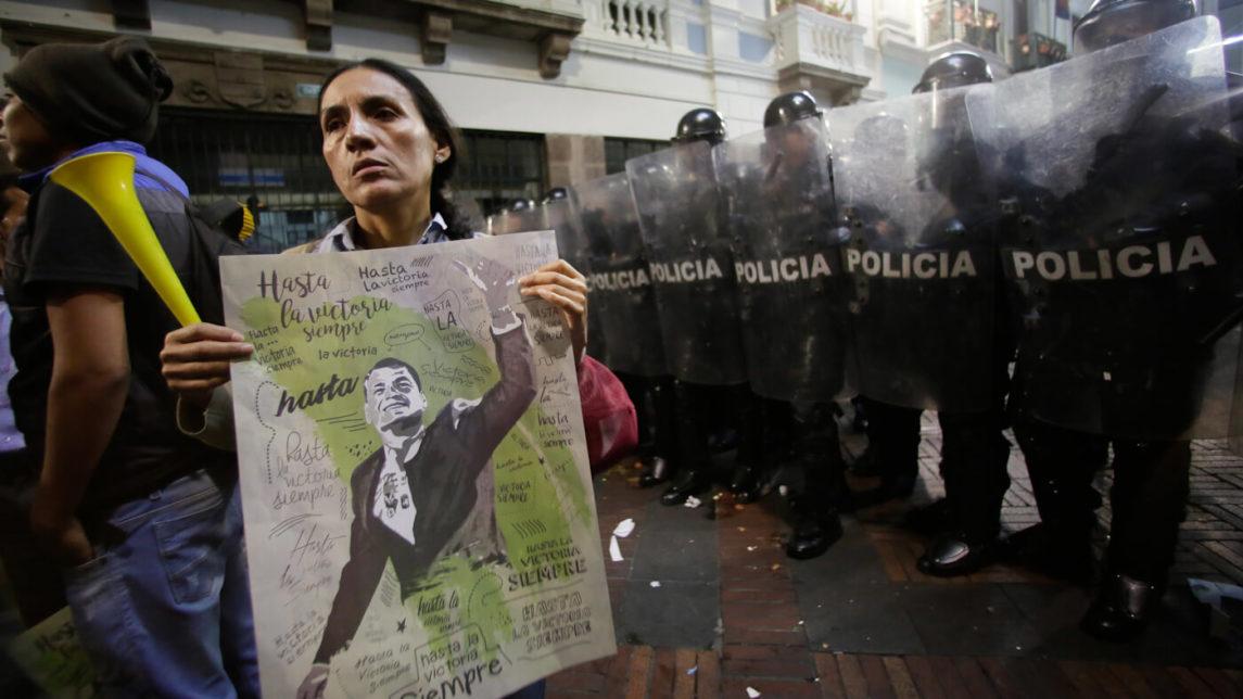 After Assange's Arrest, Ecuador's Creep Towards Authoritarianism Becomes a Sprint