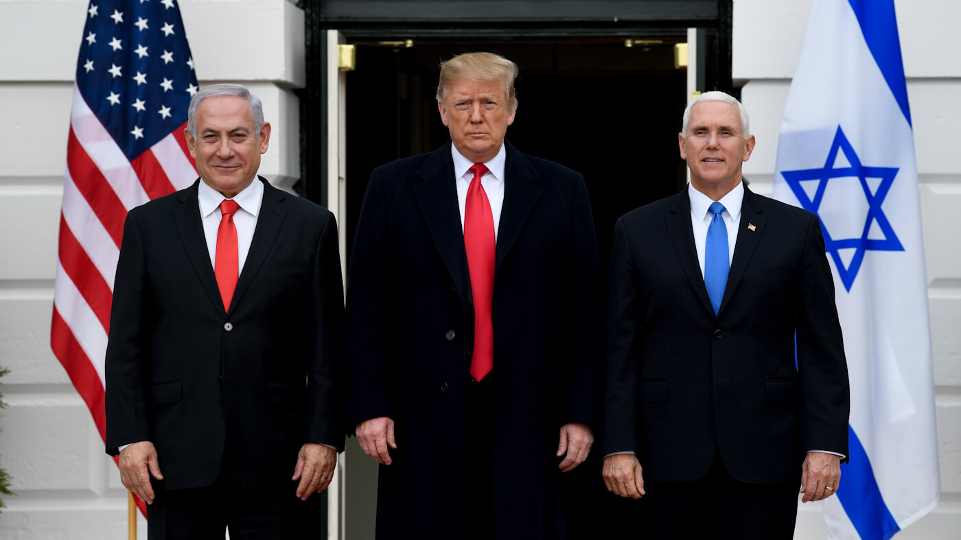 "Trump's ""Deal of the Century"" To Hand Palestine to Israel Along with Whole Set of New Problems"