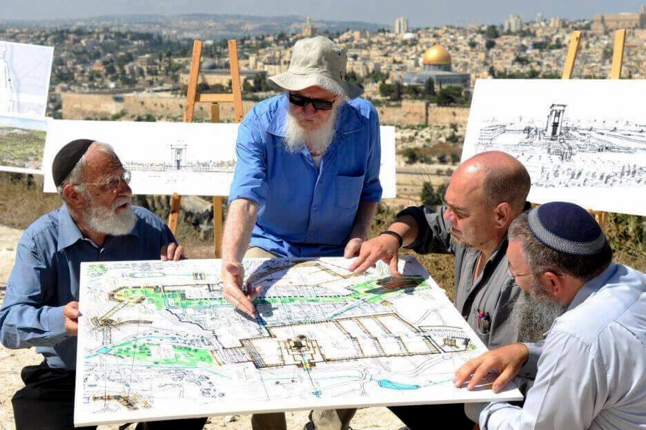 Temple Mount Faithful
