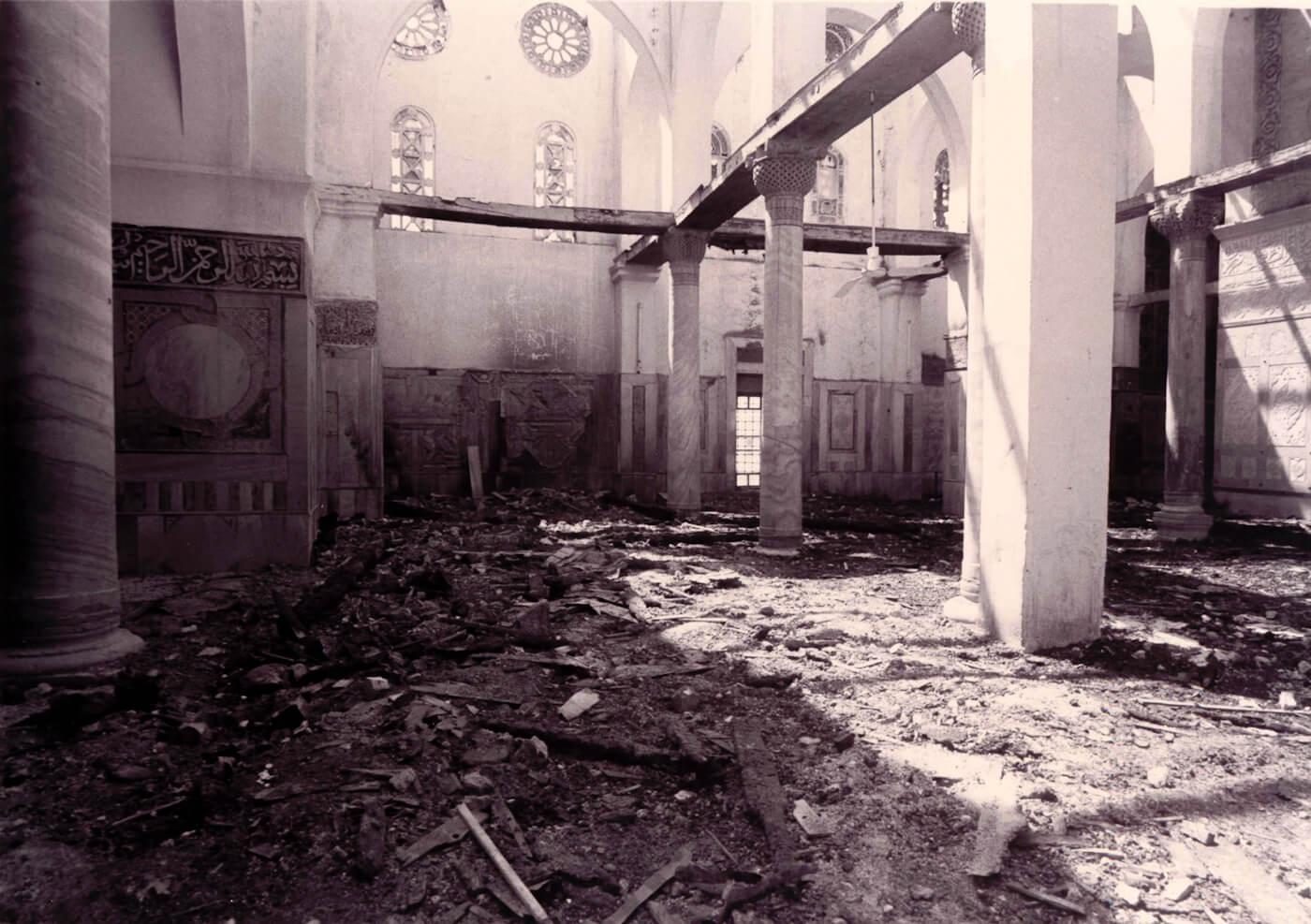 1969 al Aqsa fire