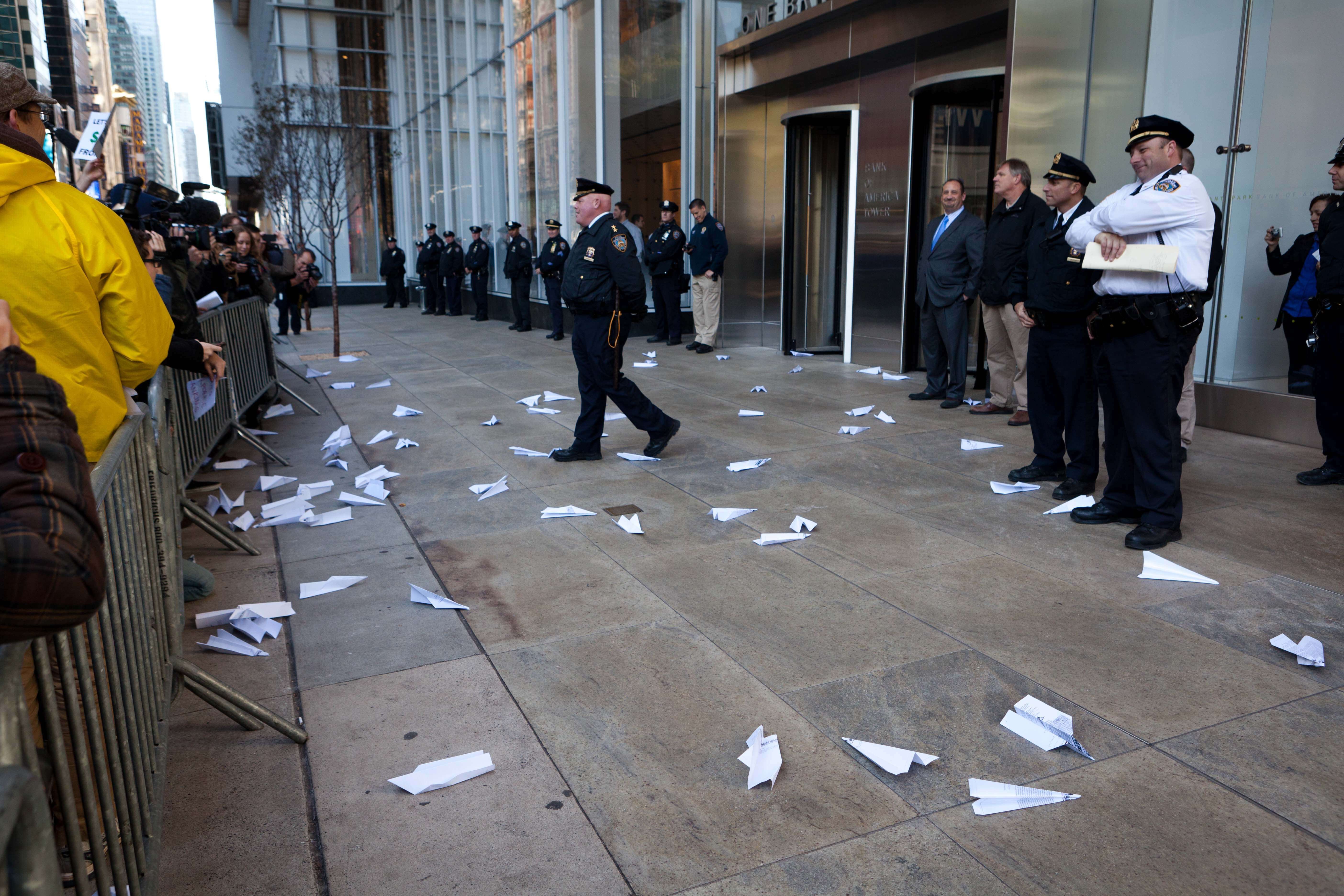 Occupy Wall Street | Bank Bailouts