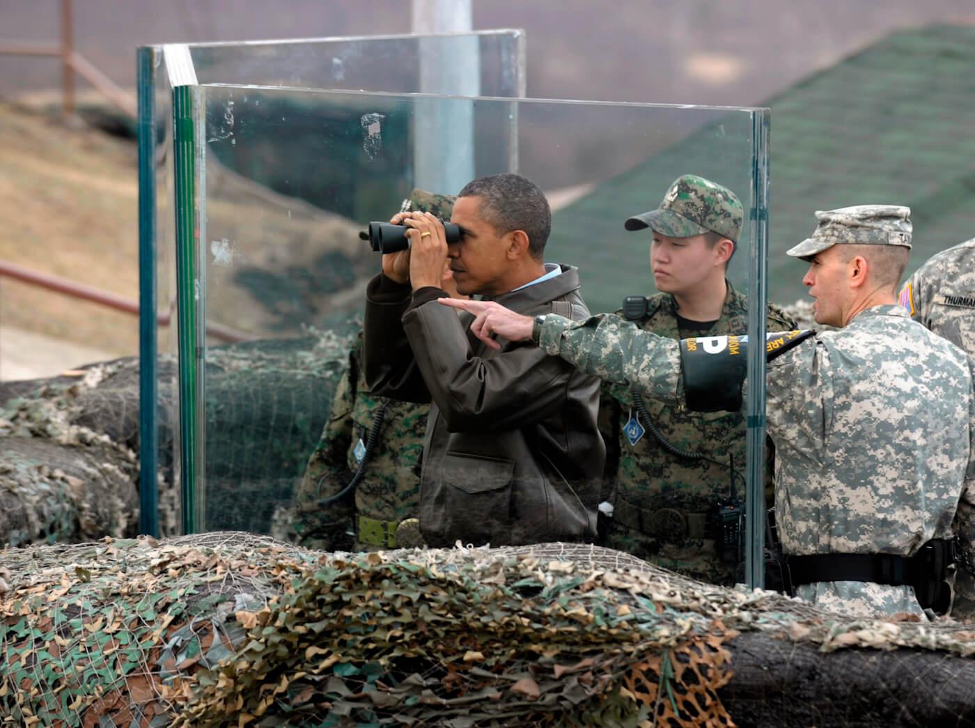 Barack Obama | military