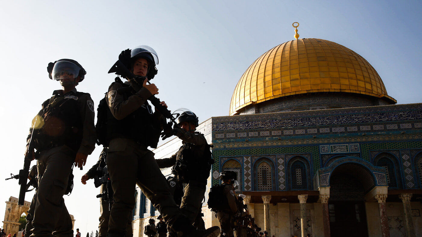 Al-Aqsa Feature photo