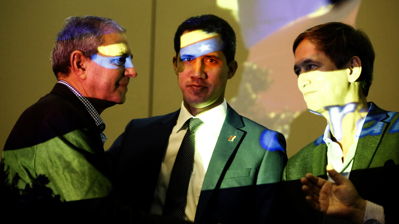 Juan Guaido Embezzlement Feature photo