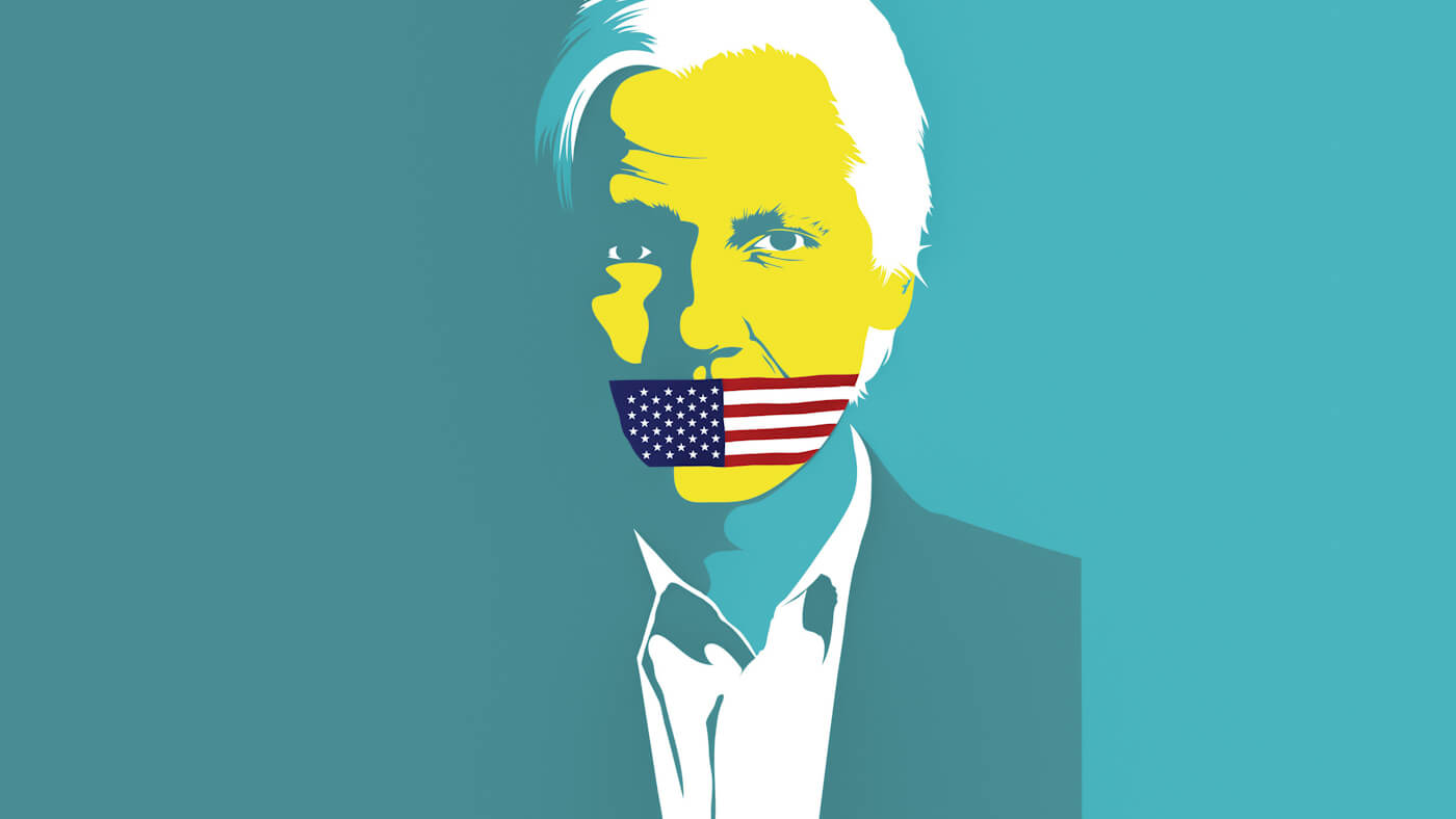 Julian Assange Vector Feature photo