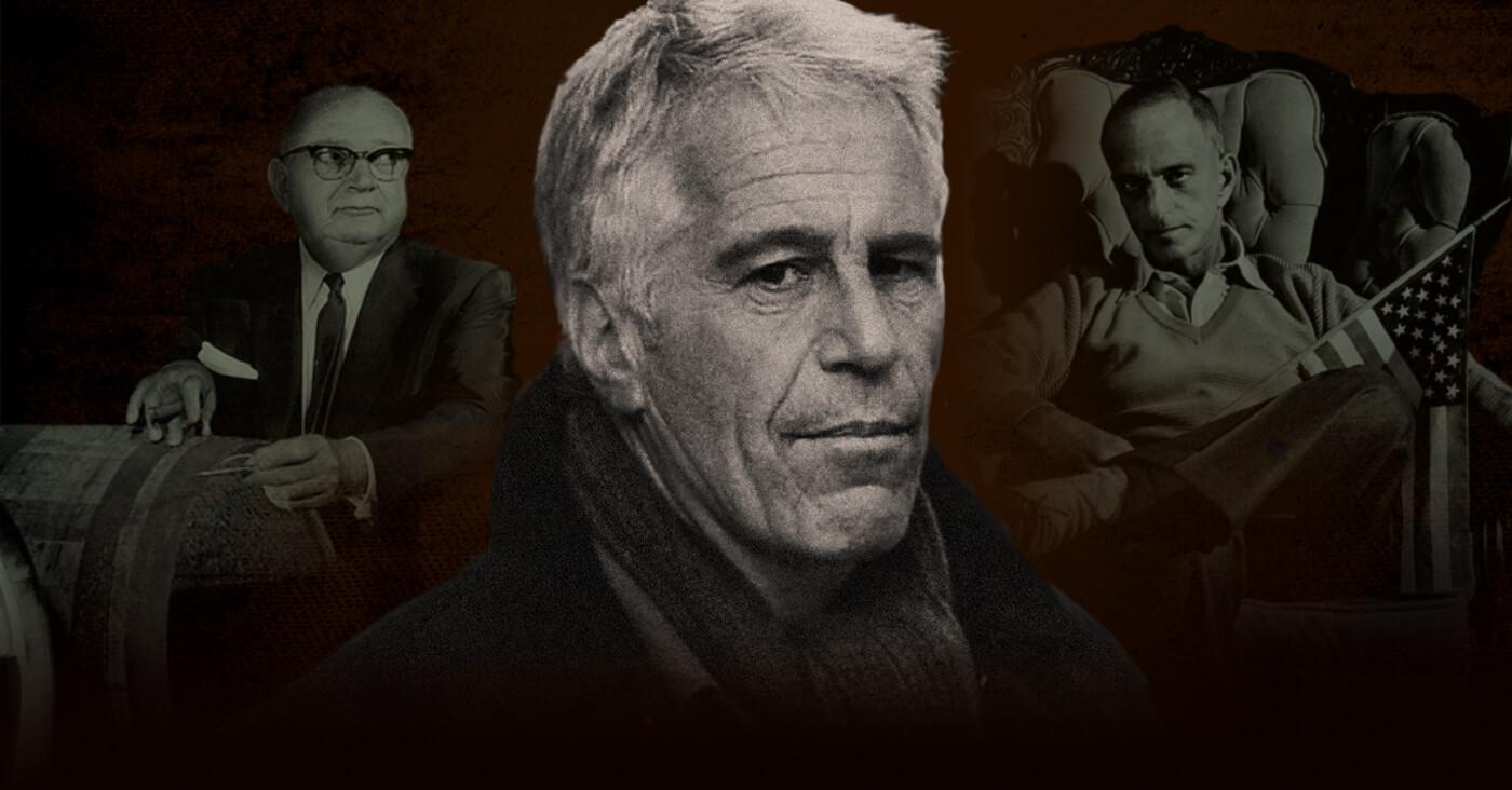 Die schockierenden Ursprünge des Falles Jeffrey Epstein