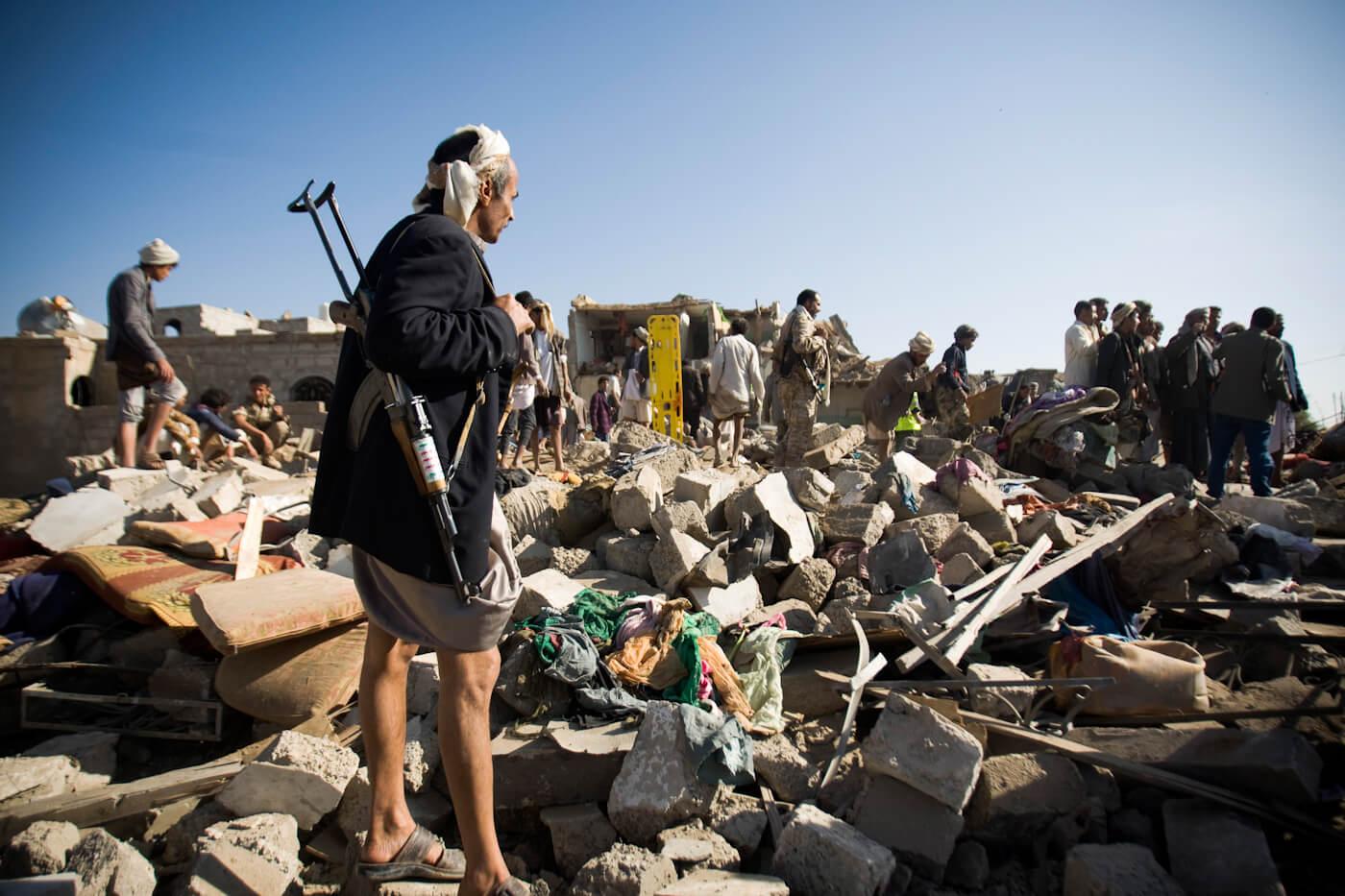 Yemen Houthi origins