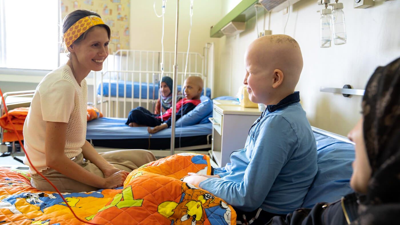 Asma Assad NPR Feature photo