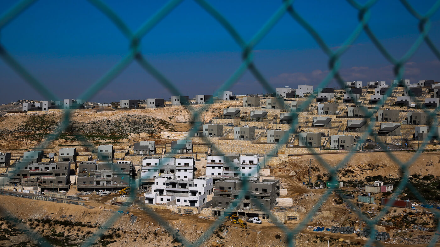 Israel Settlements Feature photo