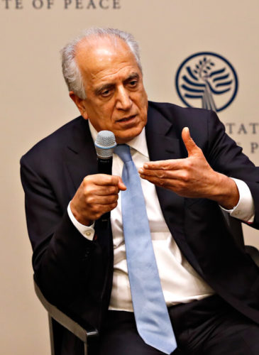 Zalmay Khalilzad Feature photo