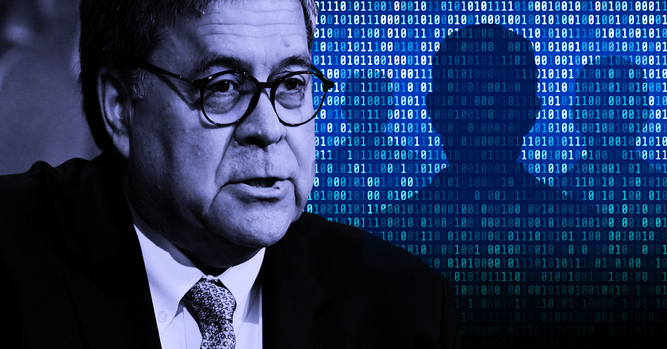 With Little Fanfare, William Barr Formally Announces Orwellian Pre-Crime Program