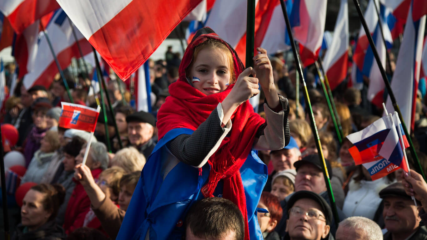 Return to Russia: Crimeans Tell the Real Story of the 2014 Referendum and Their Lives Since