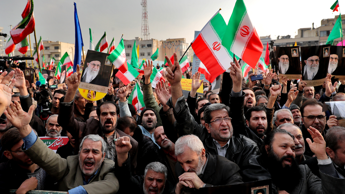 Iran Protests Feature photo
