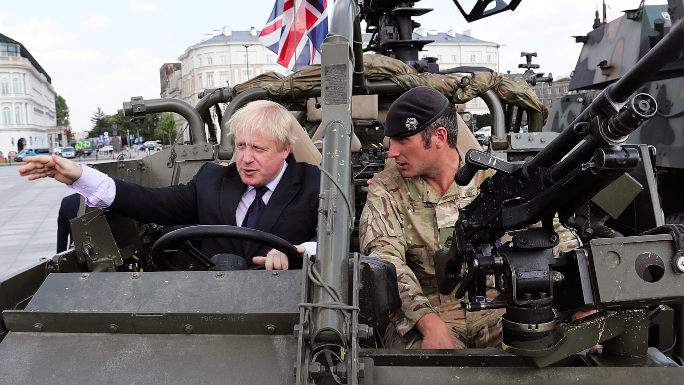 Boris Johnson Feature photo