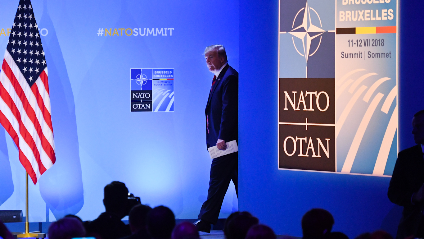 NATO Trump Feature photo