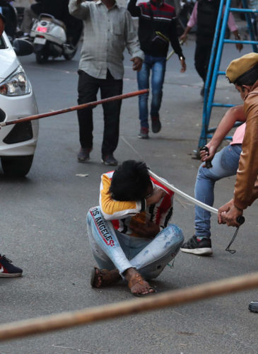 India Protest Photo of the day