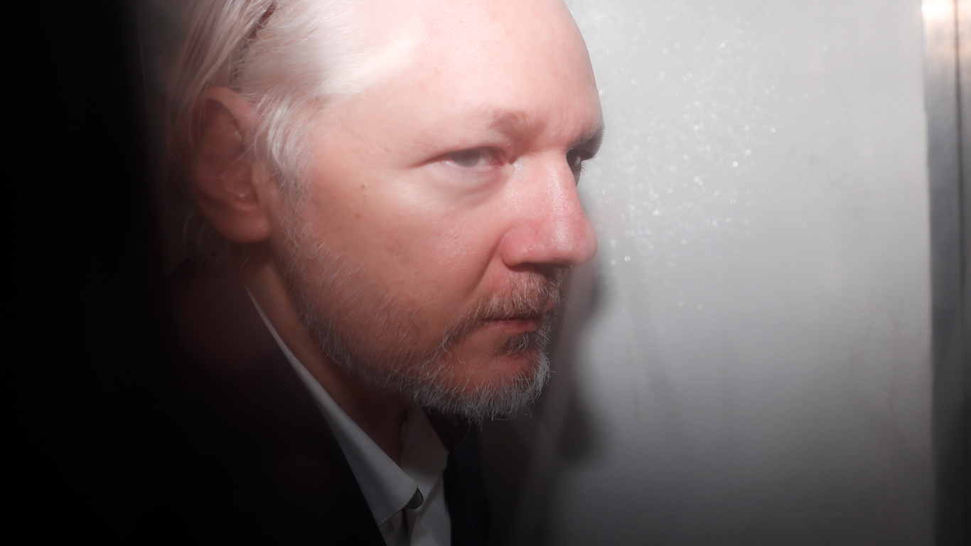 Julian Assange Feature photo
