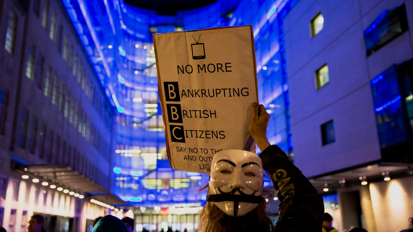 BBC Protest Feature photo