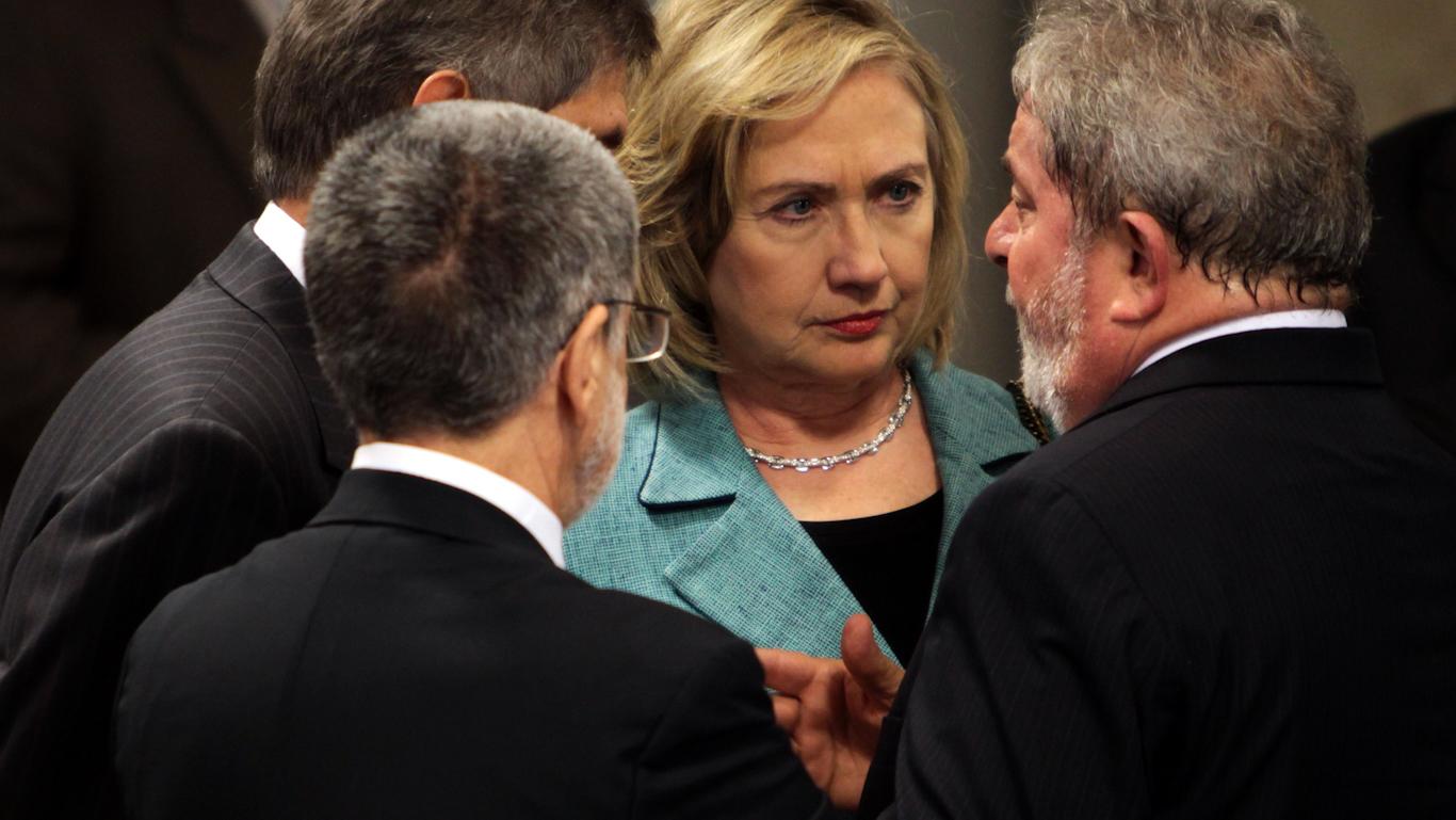 Ex presidente brasileño Lula da Silva: Obama, Hillary me ordenó no negociar con Irán