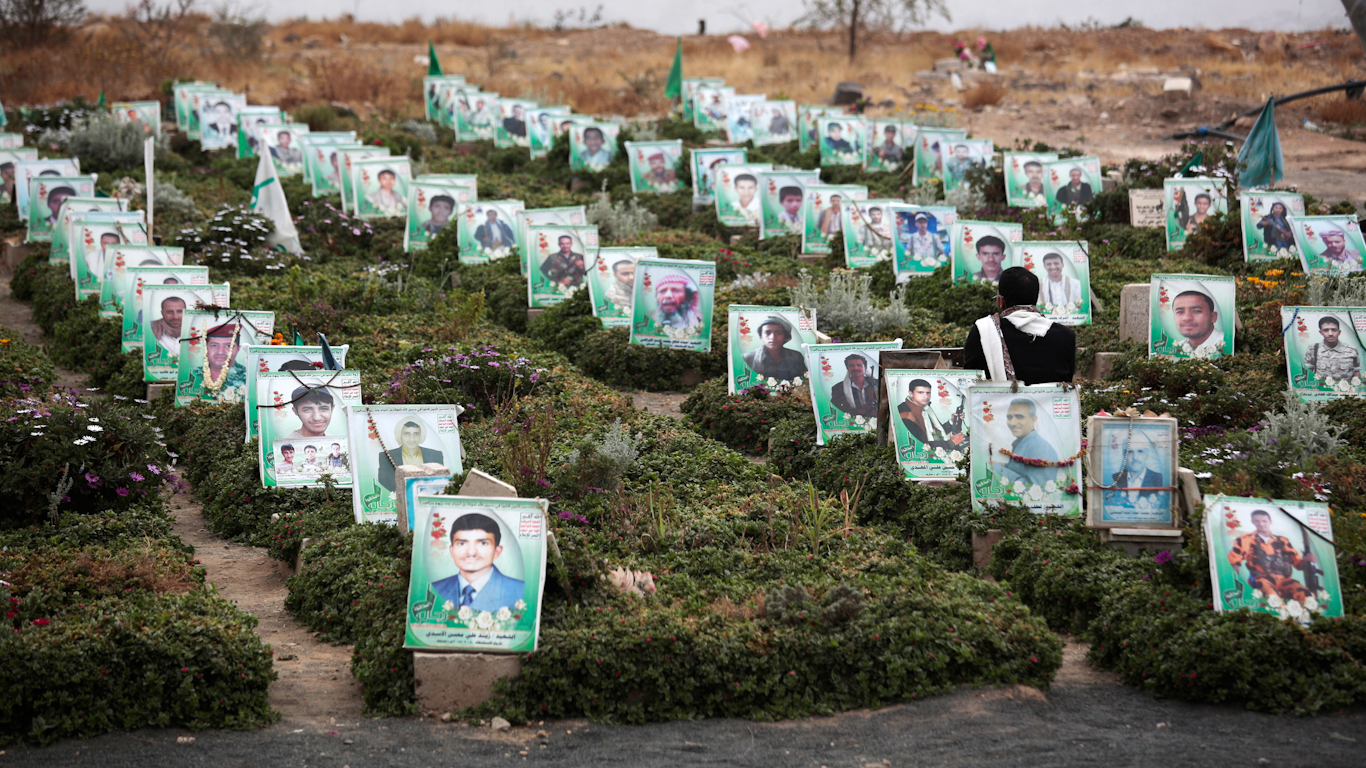Yemen Martyr week Feature photo