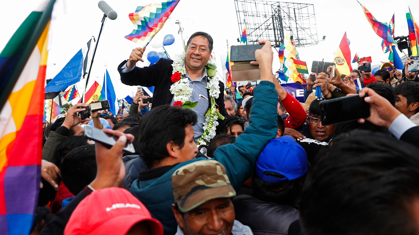 Bolivia Elections Feature photo