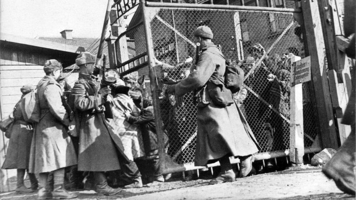 大屠杀纪念日,美国大使馆错误地宣称美国解放了奥斯威辛集中营