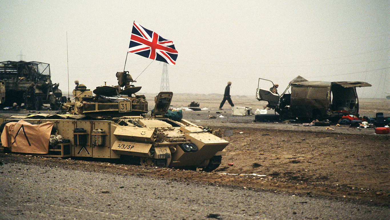 UK Iraq War Feature photo