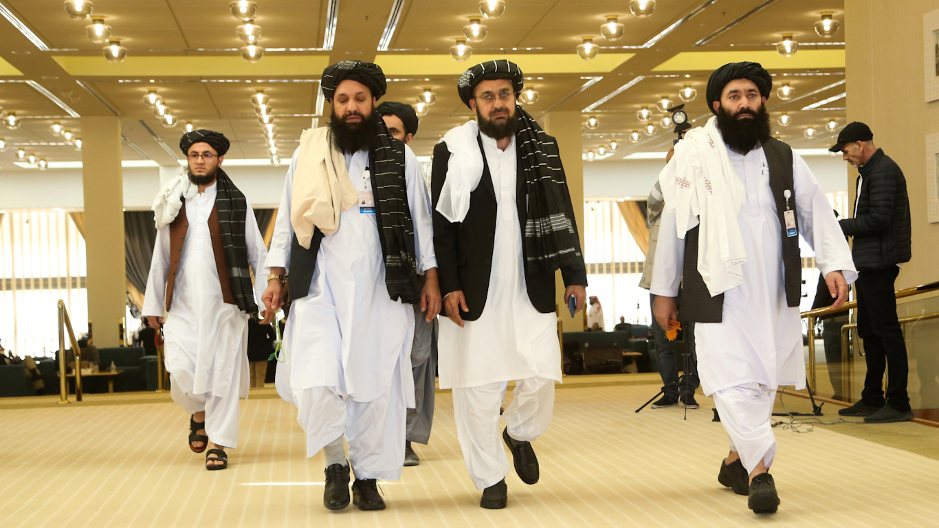 US Taliban Peace Deal Feature photo