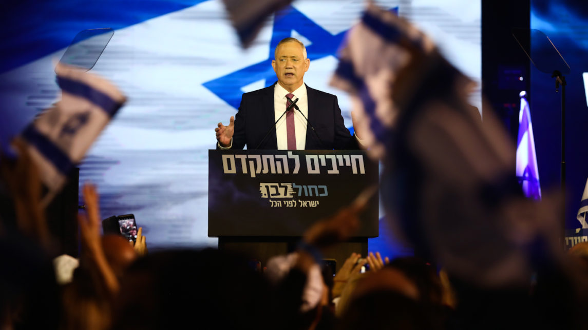 Institutional Racism Lies at the Heart of Israel's Internal Political Struggles