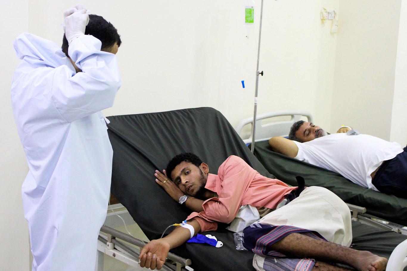 Aden Yemen COVID-19