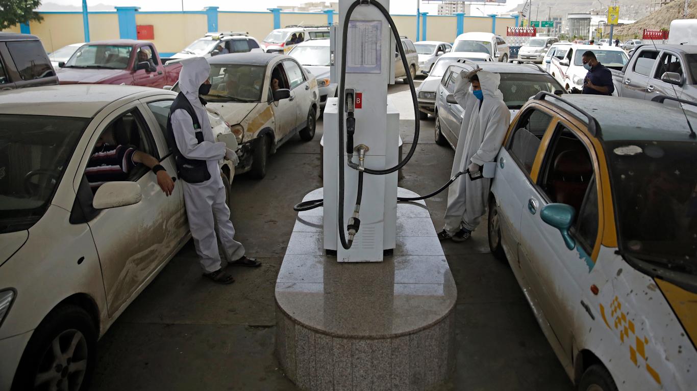Yemen Fuel Feature фото