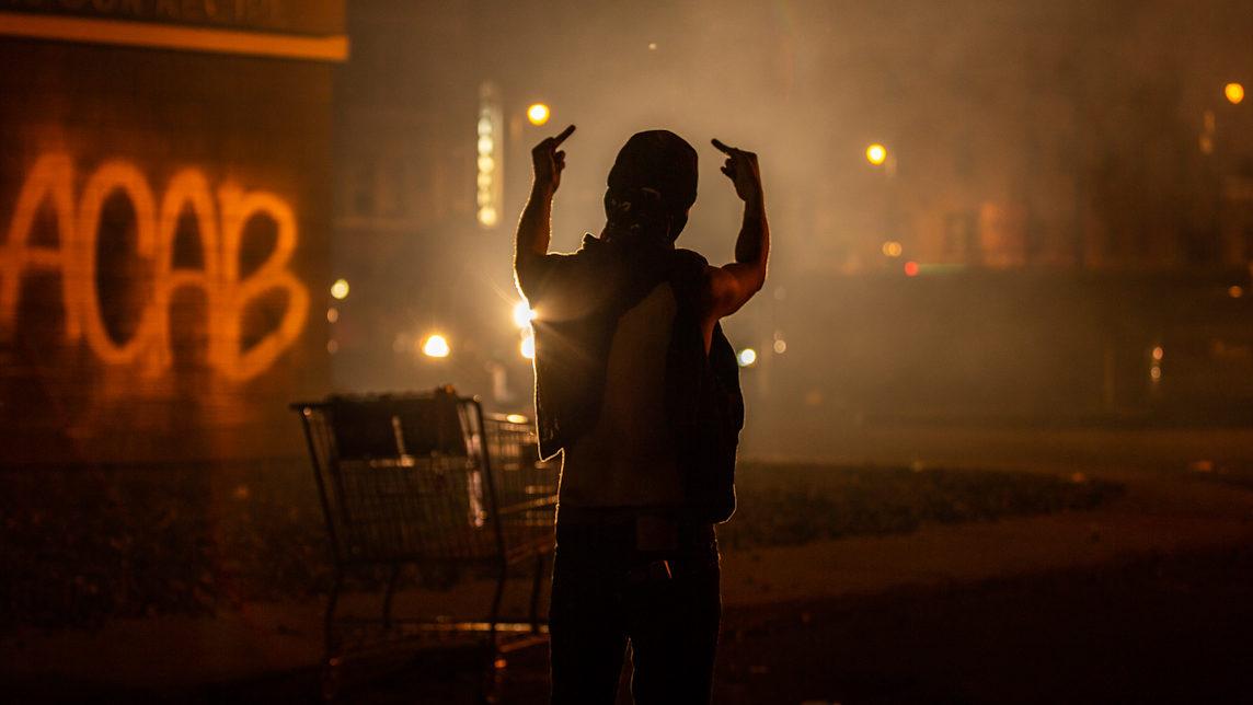 乔治·弗洛伊德(George Floyd)抗议:革命震中的惊人照片