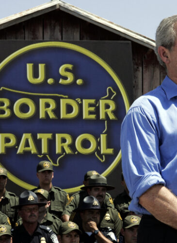 George W. Bush Immigration Feature photo